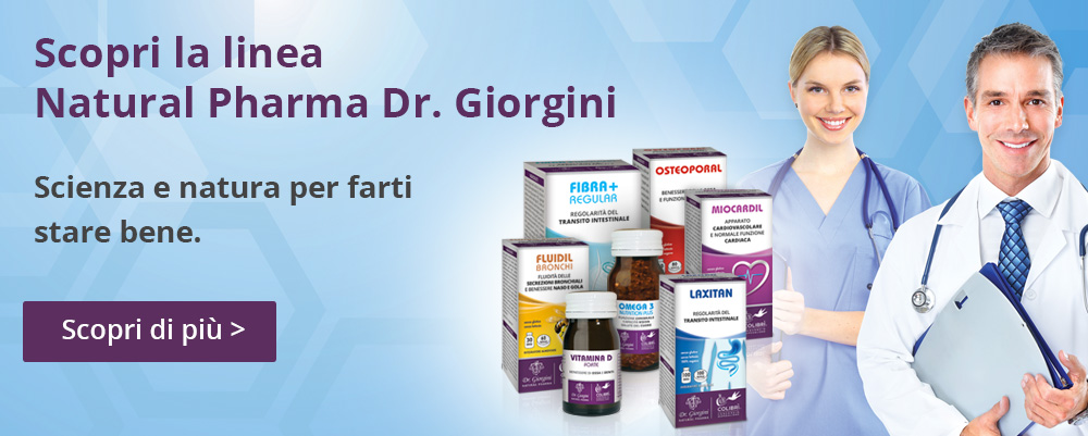 natural pharma Dr. Giorgini