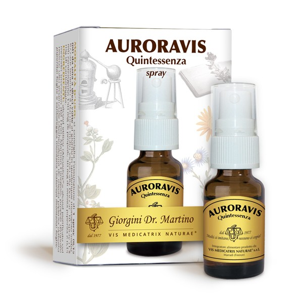 AURORAVIS Quintessenza 15 ml spray