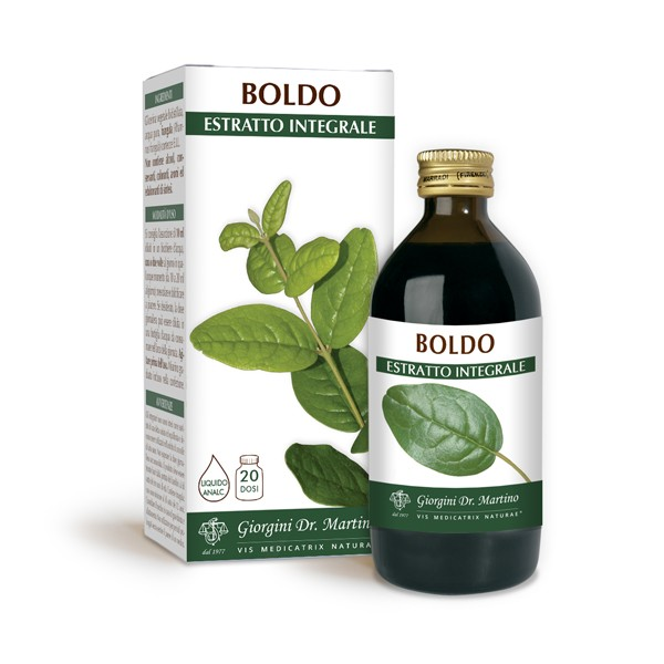 BOLDO ESTRATTO INTEGRALE 200 ml