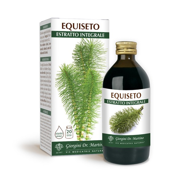 EQUISETO ESTRATTO INTEGRALE 200 ml