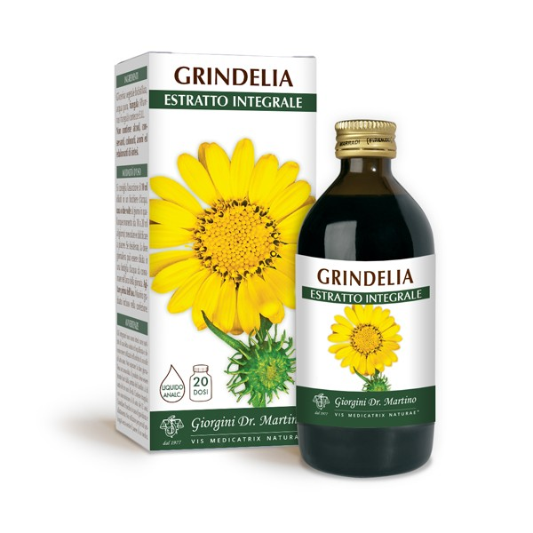 GRINDELIA ESTRATTO INTEGRALE 200 ml