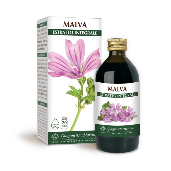 MALVA ESTRATTO INTEGRALE 200 ml