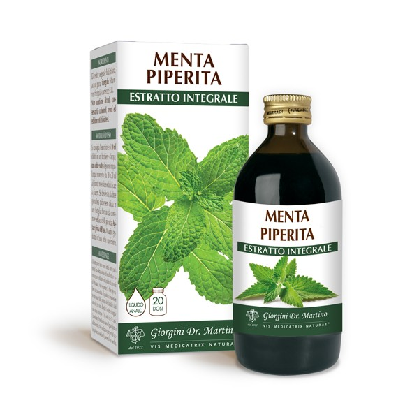 MENTA PIPERITA ESTRATTO INTEGRALE 200 ML