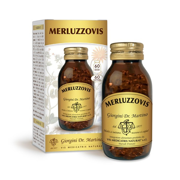 MERLUZZOVIS 60 softgel