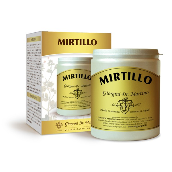 MIRTILLO 360 g - polvere