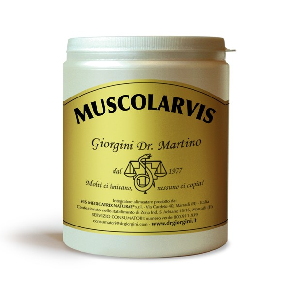 MUSCOLARVIS 500 g polvere