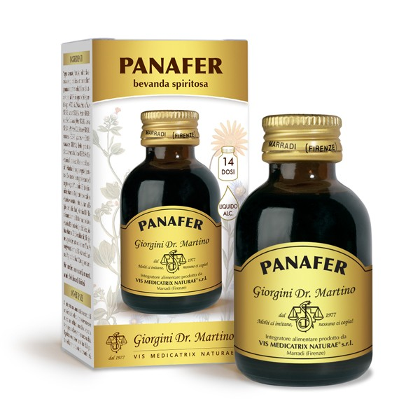 PANAFER - Bevanda Spiritosa 50 ml