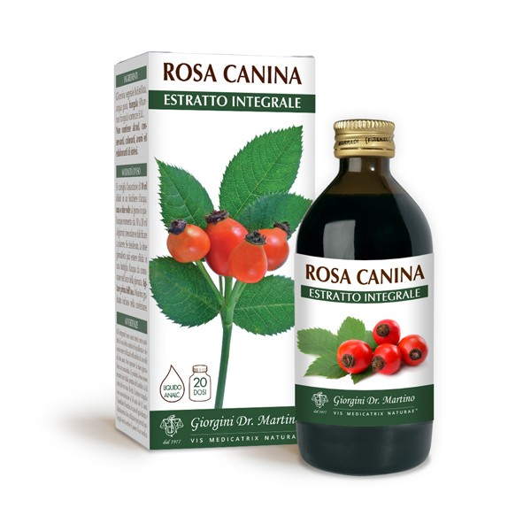 ROSA CANINA ESTRATTO INTEGRALE 200 ml