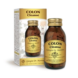 COLON CLEANSE 180 pastiglie da500 mg