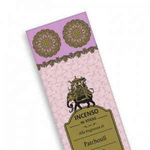 Incensi PATCHOULI